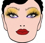 Get this Glam Look using Yves Saint Laurent Couture Palette,11 Ballets Russes $60