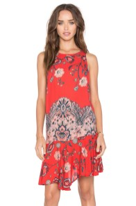 Free People Dobby Dot Founcy Slip, $88_V1