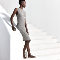 James Perse Cotton Terry Dress