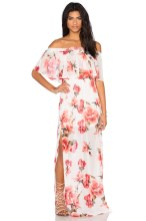 Show Me Your Mumu Hacienda Maxi Dress, $168_V1