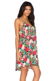 Wildfox Couture Floral Shift Dress, $130_V2