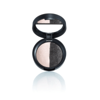 Laura Geller Baked Color Intense Eyeshadow Duo Marble Midnight, $25