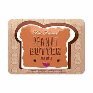 Too Faced Peanut Butter & Jelly Eyeshadow Collection 3, $36