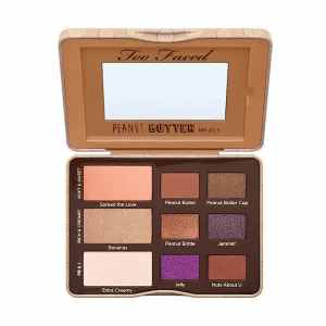 Too Faced Peanut Butter & Jelly Eyeshadow Collection, $36