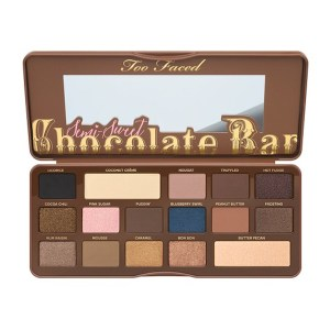 Too Faced Semi-Sweet Chocolate Bar Eyeshadow Collection Open, $49