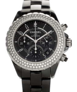 CHANEL Ceramic Women's Chrono J12 H1009, $14,625 from $19,500