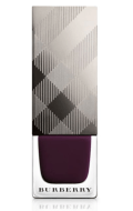 Burberry Beauty Nail Polish Elderberry, $22