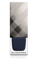 Burberry Beauty Nail Polish Ink Blue, $22