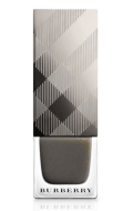 Burberry Beauty Nail Polish Steel Grey, $22