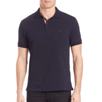 Burberry Oxford Polo Dark Navy, $175