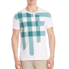 Burberry Printed Tee, $215