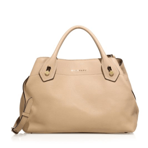 Burberry The Milton Medium Satchel Pale Apricot, $2,295