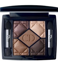 Dior 5 Couleurs Eyeshadow Palette Cuir Cannage, $62