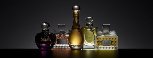 Dior Family of Fragrances