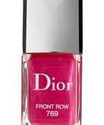 Dior Vernis Gel Shine Nail Lacquer 769 Front Row, $27