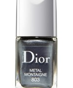 Dior Vernis Gel Shine Nail Lacquer 803 Metal Montaigne, $27
