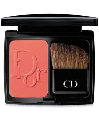 Dior Vibrant Color Powder Blush Coral Cruise, $54