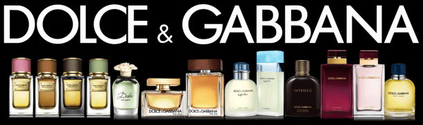 Dolce & Gabbana Beauty Fragrance Feature