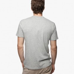 James Perse Short Sleeve Crew Neck Back, $60