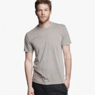 James Perse Short Sleeve Crew Neck Dapple, $60