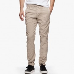 James Perse Slim Stretch Chino Sandstorm Pigment, $245