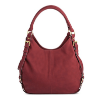 Merona Large Hobo Crisp Berry, $34.99