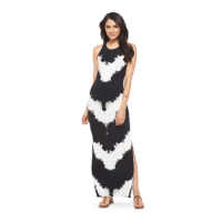 Mossimo Chevron Maxi Dress, $29.99
