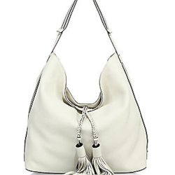 Rebecca Minkoff Isobel Leather Hobo Bag, $325
