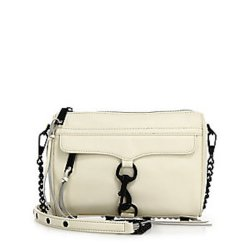 Rebecca Minkoff Mini M.A.C Leather Crossbody Bag, $195