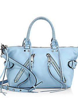 Rebecca Minkoff Moto Leather Satchel, $335