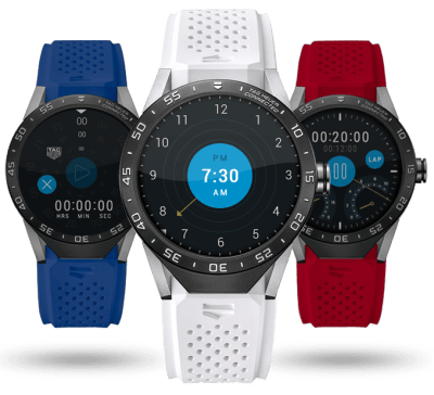 TAG Heuer Connected Watches
