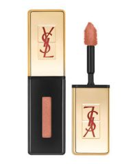YSL Rouge Pur Couture Glossy Stain Rebel Nudes 102 Corail Mutin, $36