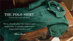 The Iconic Polo Shirt