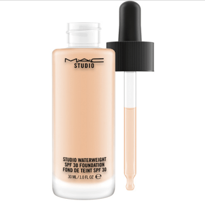 MAC Perfects Your Complexion with MAC Studio Waterweight SPF30 Dropper