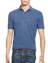 Ralph Lauren Polo Classic Fit Mesh Blue, $85