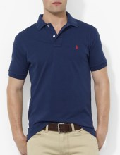 Ralph Lauren Polo Classic Fit Mesh Newport Navy, $85