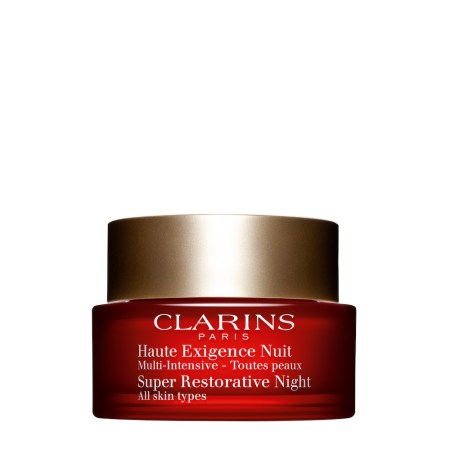 Clarins Super Restorative Night, $134
