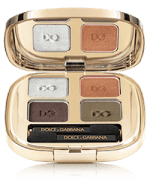 Dolce & Gabbana Smooth Eye Color Quad 118 Enchanting Fall, $62