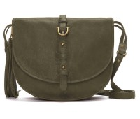 Etienne Aigner Charlotte Saddle Bag Fatigue $345