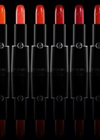 Lipsticks Fashion Statement Global Business Armani