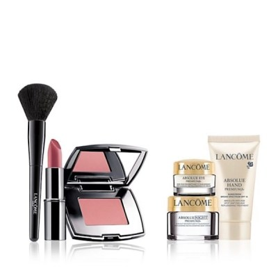 Bloomingdales Beauty Treats Event Lancome Gift
