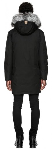 Mackage Vaughn Down and Fur Coat, $890