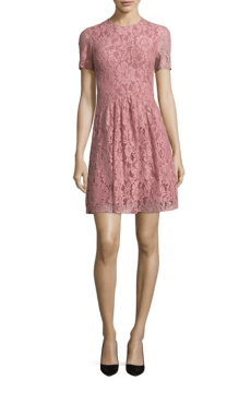 Burberry Christy Lace Dress $1,595