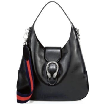 Gucci Dionysus Hobo Black, $1,890