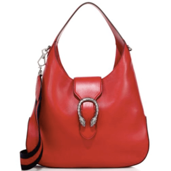 Gucci Dionysus Hobo Red, $1,890