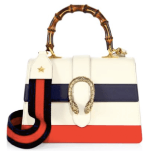 Gucci Dionysus Top Handle Bag White, $2,980