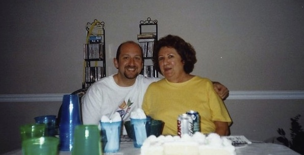 My First Birthday Mom and Me