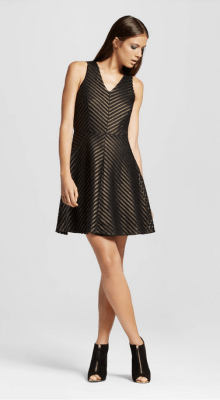 Mossimo Sleeveless Fit and Flare Dress $29.99