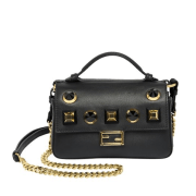 Fendi Double Micro Studded Baguette $1,850