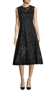 Alexis Keith Lace Midi Dress $770